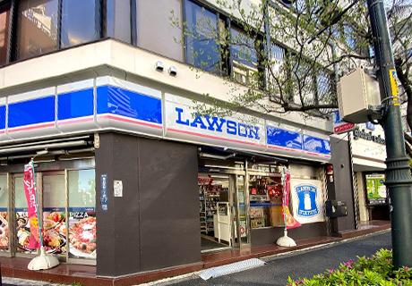 ローソン 東五反田店