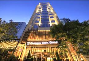 赤坂で出張マッサージを呼べるホテル「センチュリオンホテル・グランド・赤坂」