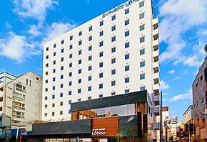 赤坂で出張マッサージを呼べるホテル「スーパーホテルLohas赤坂」