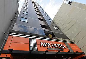 秋葉原周辺の出張可能なホテル「アパホテル秋葉原駅前」