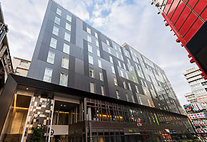 秋葉原周辺の出張可能なホテル「JR東日本ホテルメッツ秋葉原」