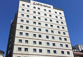 浅草で出張マッサージを呼べるホテル「ホテル京阪 浅草」