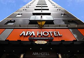 綾瀬の出張マッサージ可能なホテル「アパホテル〈綾瀬駅前〉」
