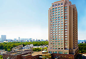 恵比寿で出張マッサージを呼べる「ウェスティンホテル東京(恵比寿ガーデンプレイス内)」
