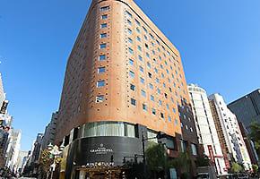 銀座周辺の出張可能なホテル「銀座グランドホテル」