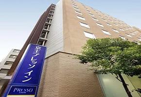 五反田の出張マッサージに対応したホテル「京王プレッソイン」