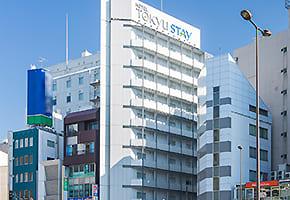 五反田の出張マッサージに対応したホテル「東急ステイ」