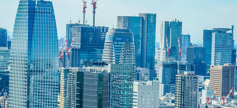 世界貿易センタービルの写真