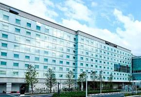 羽田空港の出張マッサージ可能なホテル「ザ ロイヤルパークホテル東京羽田」