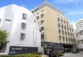 原宿で出張マッサージを呼べるホテル「ドーミーインPREMIUM 渋谷神宮前」