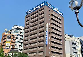 八丁堀の出張マッサージ可能なホテル「ドーミーイン東京八丁堀」