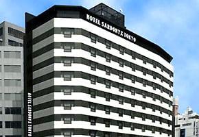 八丁堀の出張マッサージ可能なホテル「ホテルサードニクス東京」