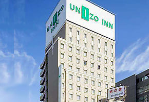 八丁堀の出張マッサージ可能なホテル「ユニゾイン八丁堀」