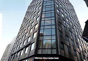 東銀座の出張マッサージ可能なホテル「ミレニアム三井ガーデンホテル 東京」