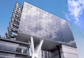 市ヶ谷の出張マッサージ可能なホテル「東京グリーンパレス」