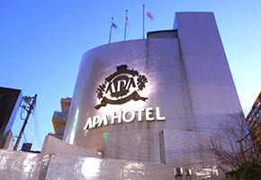 板橋周辺の出張可能なホテル「アパホテル東京板橋駅前」