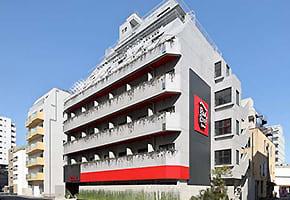 蒲田の出張マッサージ可能なホテル「レッドルーフイン蒲田/羽田 東京」