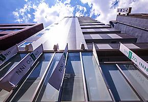 神田の出張マッサージ可能なホテル「ユニゾイン神田駅西」
