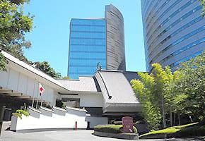 品川区目黒で出張マッサージを呼べる「ホテル雅叙園東京」