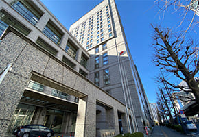 永田町の出張マッサージ派遣可能なホテル「全国町村会館」
