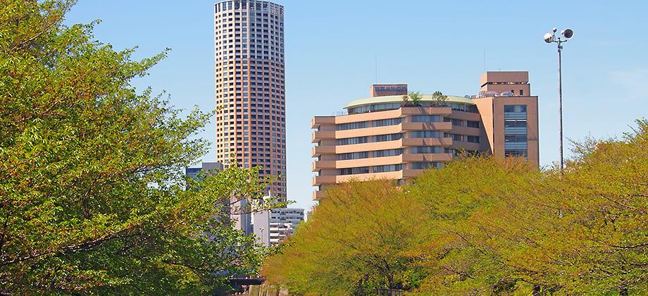 中目黒駅の写真