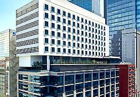 日本橋の出張マッサージ可能なホテル「三井ガーデンホテル日本橋プレミア」