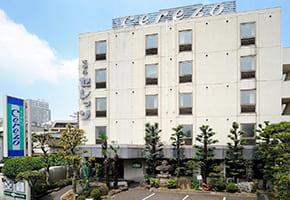 日暮里で出張マッサージ派遣可能なホテル「ホテルセレッソ」