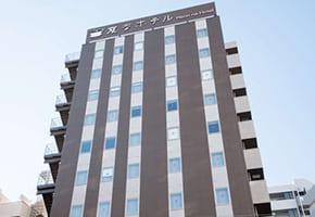 西葛西周辺の出張可能なホテル「変なホテル東京西葛西」
