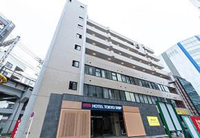 西日暮里の出張マッサージ可能なホテル「OYO 650 Tokyo Trip」
