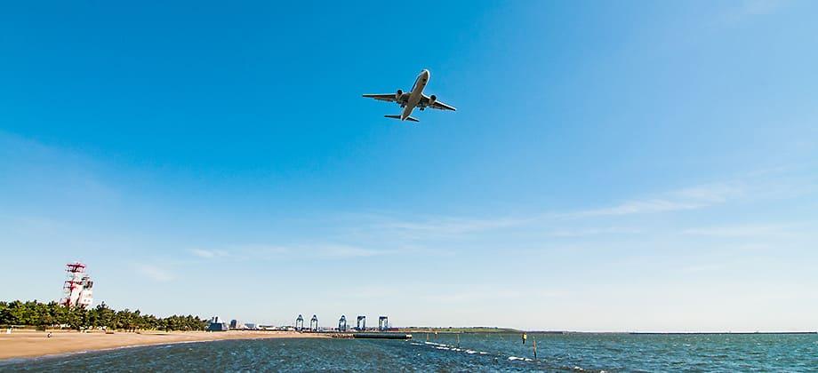 都立城南島海浜公園の写真