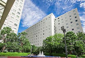 大崎で出張マッサージを呼べるホテル「ホテルニューオオタニイン東京」
