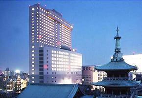 両国周辺の出張可能なホテル「第一ホテル両国」