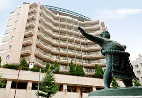両国周辺の出張可能なホテル「両国ビューホテル」