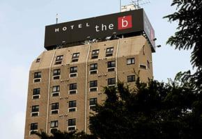 三軒茶屋で出張マッサージを呼べるホテル「ホテル ザ・ビー 三軒茶屋」