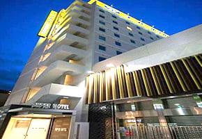 新小岩の出張マッサージ可能なホテル「スーパーホテル東京・JR新小岩」