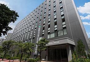 田町で出張マッサージを呼べるホテル「静鉄ホテルプレジオ東京田町」