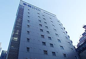 東京駅周辺の出張マッサージ可能なホテル『東横イン東京駅八重洲北口』
