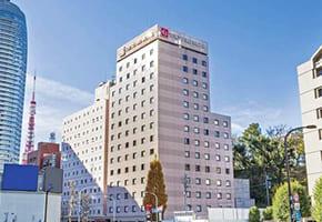 虎ノ門で出張マッサージを呼べるホテル「東京虎ノ門東急REIホテル」
