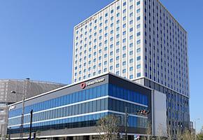 豊洲で出張マッサージを呼べるホテル「ホテルJALシティ東京 豊洲」