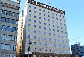 鶯谷で出張マッサージを呼べるホテル「カンデオホテルズ上野公園」