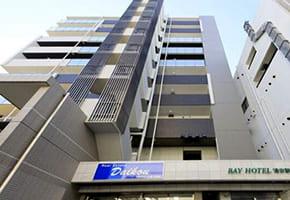 浦安で出張マッサージを呼べるホテル「BAY HOTEL浦安駅前」